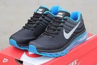 Кроссовки Nike Air Max 2017 мужские темно синие