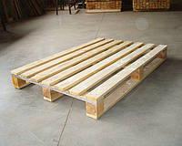 Поддон деревянный 1200*1000