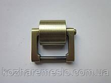 Держатель для ручки сумочный верхний антик 20 мм