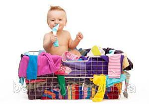 Какие ткани используют для пошива детской одежды и уход за ними