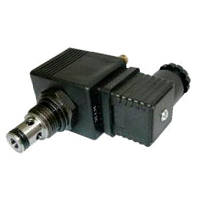 Картриджный электромагнитный клапан 556- нормально открытый