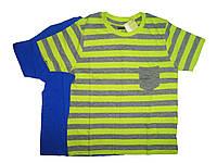 Футболка ( 2 шт. в упаковке ), для мальчика, Pepperts, размеры 122/128, 134/140, 158/164, арт. Л-018