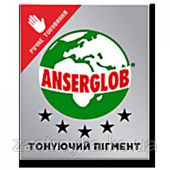 """Пигмент для тонировки затирок ANSERGLOB Fuga """"Персик 207"""", 50г"""
