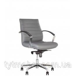Кресло руководителя Ирис IRIS steel LB MPD AL35 eco NS - Тут Мебель Интернет магазин мебели для офиса и дома в Харькове