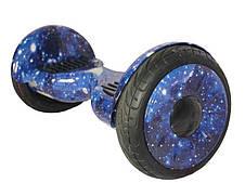 Гироскутер Smart Way Космос синий, фото 3