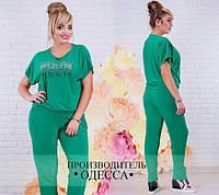 Костюм женский 48+ арт 557-218
