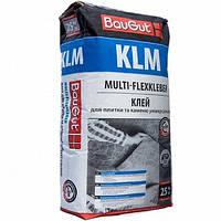 Клей для плитки и камня BauGut KLM 25 кг