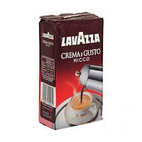 Кофе Lavazza Crema Gusto Ricco 250 г