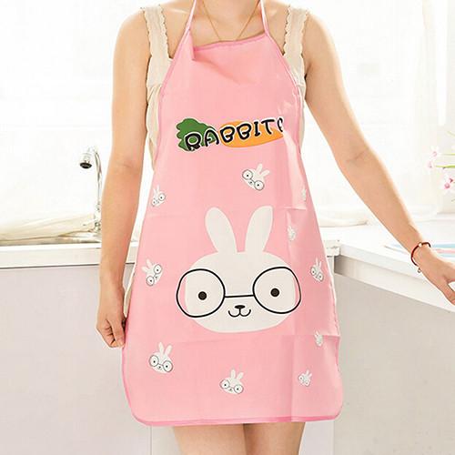 Женский фартук для кухни (Кролик)