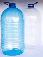 Пластиковая бутылка, 10 л