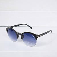 Очки женские от солнца Tom Ford черные, магазин очков