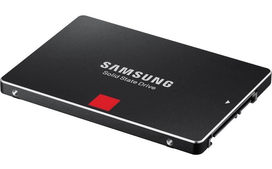 SSD диск 256 Gb, Samsung 850 Pro, SATA 3, 2.5