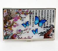 Визитница «Полет бабочек», фото 1