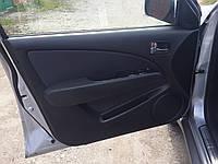 Карта передней двери Mitsubishi Outlander 2.0, 2004г.в. MN124741HB