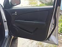 Карта передней двери Mitsubishi Outlander 2.0, 2004г.в. MN124742HB