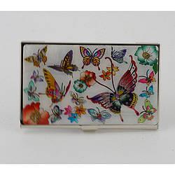 Візитниця «Танок метеликів»