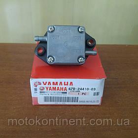 Насос топливный Yamaha F4/F5 Suzuki DF4-DF6 67D-24410-03