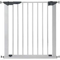 BabyDan Дверное ограждение Premier Indicator 73,5-93,3 см silver 60117