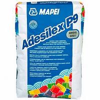 Клей для плитки Mapei Adesilex P9 GR 25 кг серый