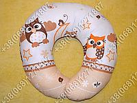 Подушки для кормления ребенка, для беременных (бежевые расцветки)