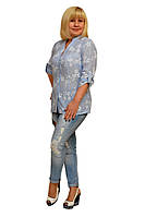 "Блуза ""Инга"" - Модель 1172-6, фото 1"