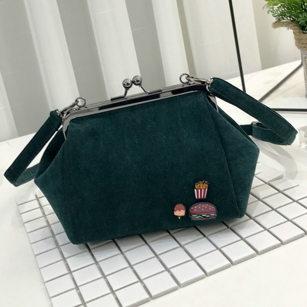 Стильная ретро сумочка