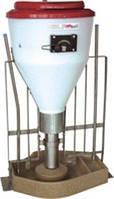 Кормушки для свиней TUB-O-МАТ с корытом из нержавейки или полимербетона