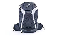 Моторанец Alpinestars MS-5023 (PL, р-р 49х30х8см, черный)