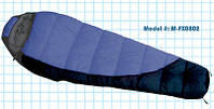 Спальный мешок Siberia 3000 индиго/черный L