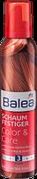 """Пена для волос """"Цвет и уход"""" Balea 250 Ml Германия сильной фиксации"""