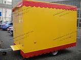 Торговые прицепы с доставкой, фото 3
