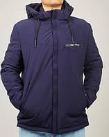 Куртка мужская, демисезонная из ткани плащевка.