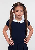 Блуза для девочки короткий рукав тм смил  арт. 114521
