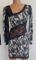 Коктейльное платье разм 42-46