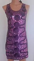 Коктейльное платье разм 46-48