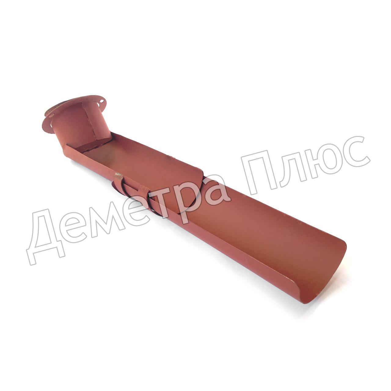 Патрубок (лейка) отгрузочного транспортера (запчасти на овс-25)