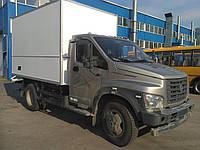 Промтоварный фургон Газон Next, ГАЗ С41R13