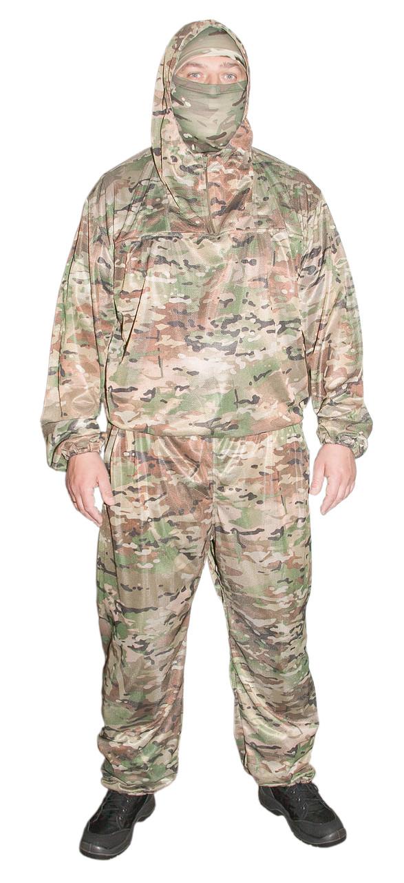 Маскировочный костюм-сетка, Multicam
