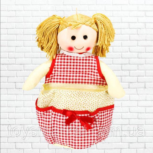 Мягкий коврик, Кукла