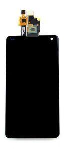 Тачскрин сенсор LG E975 Optimus G, E973, F180 черный