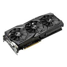 Видеокарта ASUS GeForce GTX 1080 ROG STRIX 8GB (STRIX-GTX1080-8G-GAMING)