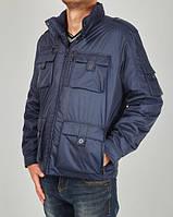 Стильная мужская куртка на утеплителе