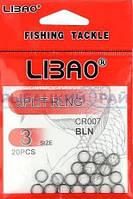 Заводное кольцо Libao №1