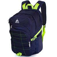 Рюкзак с отделом для ноутбука Onepolar 2188 синий