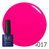 Гель-лак NUB (США) FALLEN DREAM 017 8ml