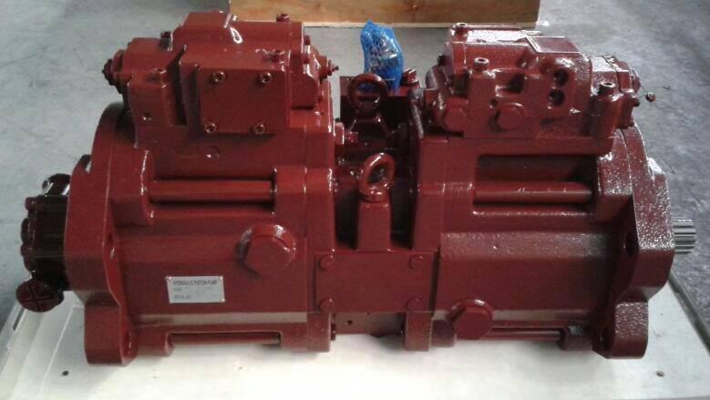 Насос Кавасаки K3V112DT для экскаватора