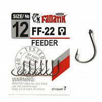 Крючки Фанатик FEEDER FF-22 №12