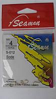 Крючки Seaman №4