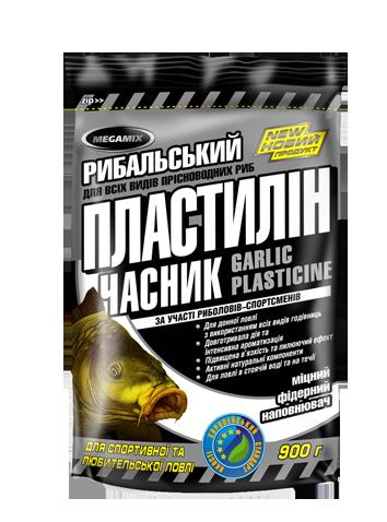 Пластилин Megamix Чеснок, 250г