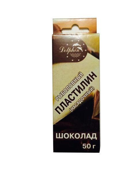 Пластилин насадочный Шоколад, 50г